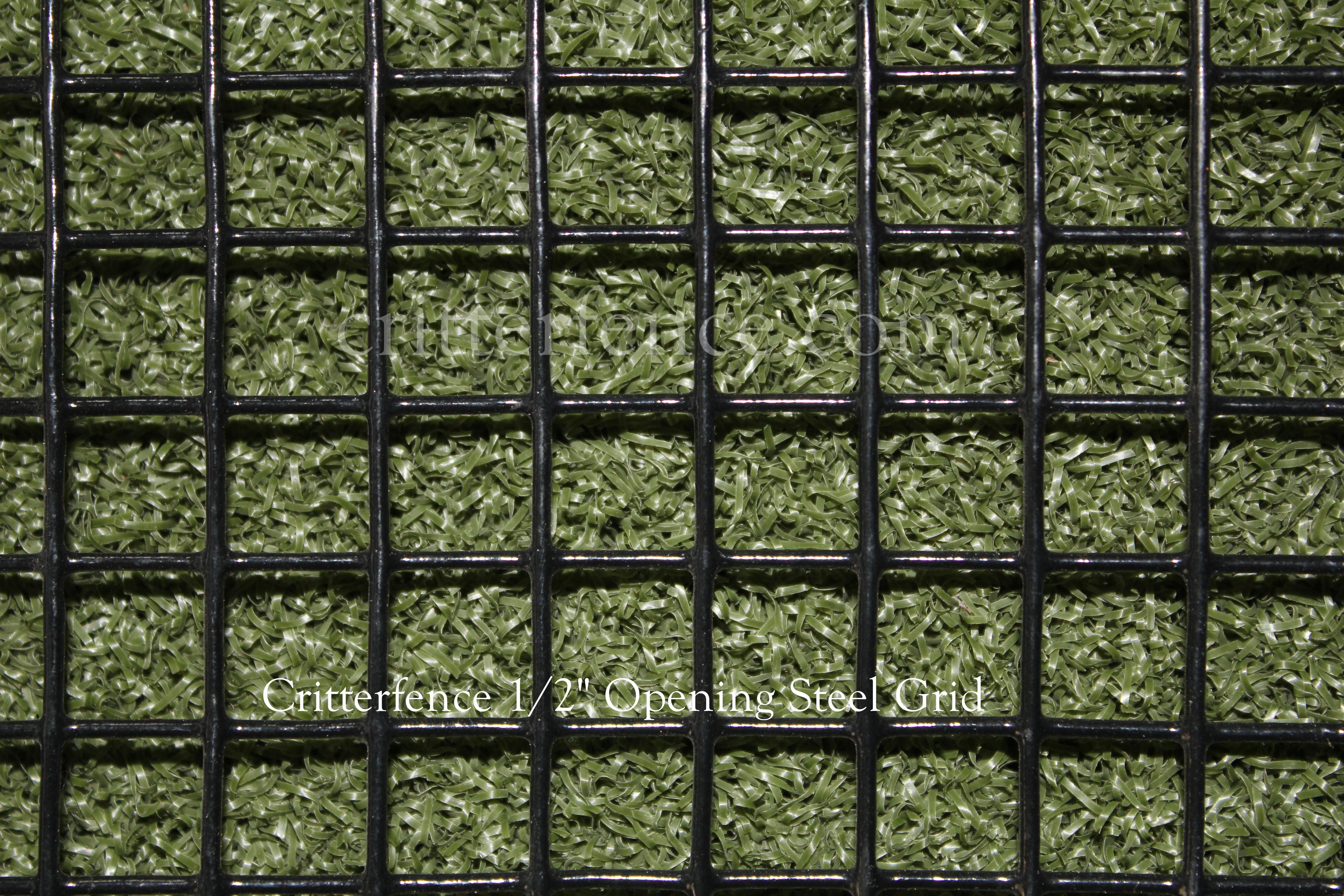 Critterfence Steel Grid 5 X 100