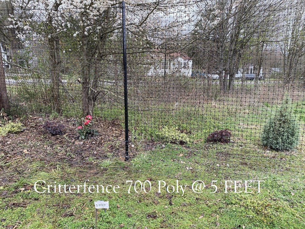 Critterfence Steel Fence 2s2