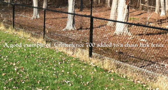 Fence Kit 1 Extend Up To 5 feet (Chain Link) Fence Kit 1 Extend Up To 5 feet (Chain Link)