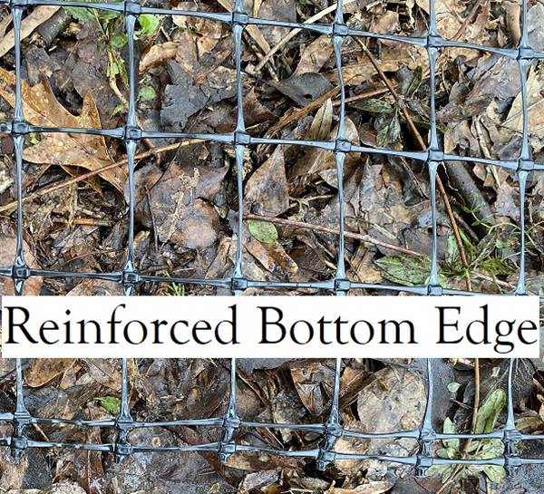 Critterfence 1100 Reinforced Bottom 8 x 330 NEW - 680332611152
