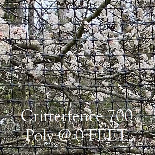 Critterfence 700 5 x 100 NEW - 680332611343