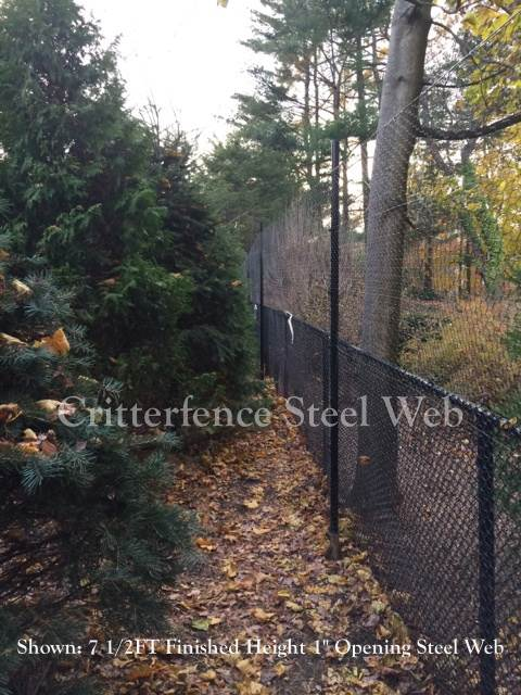 Fence Kit O40 (7 x 100 All Metal) - 685248510872