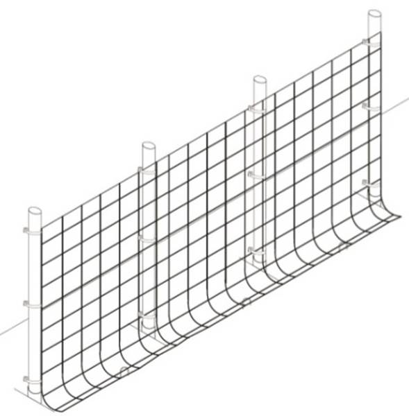 Fence Kit O9 (7 x 165 Strong) - 685248510735