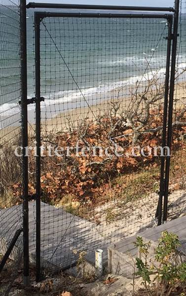 8ft tall access gates - 685248509647
