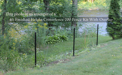 Fence Kit O29 (7.5 x 330 Strongest Reinforced Bottom) NEW  Fence Kit O29 (7.5 x 330 Strongest Reinforced Bottom) NEW