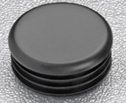 Standard post cap insert for 2 1/2 black posts 2 1/2 post cap insert